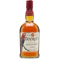 Doorly`s 5 Year Rum Gold