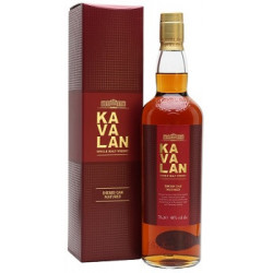 Kavalan Sherry Oak Whisky Tajwan