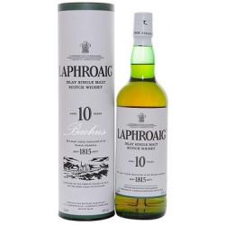 Laphroaig 10 Years Whisky Islay