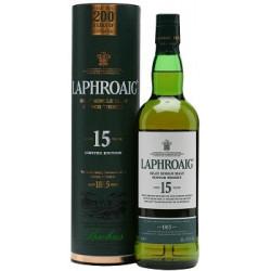 Laphroaig 15 Years Old Whisky Islay