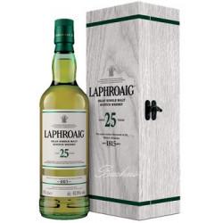 Laphroaig Whisky 25 Year Old Whiski Islay
