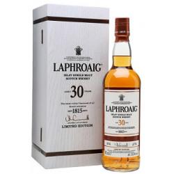 Laphroaig Whisky 30 Year Old Whisky Islay