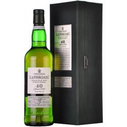 Laphroaig Whisky 40 Year Old Islay