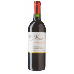 MUSAR CUVEE RESERVE RED