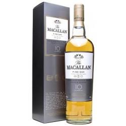 Macallan 10 Years Old Fine Oak Speyside