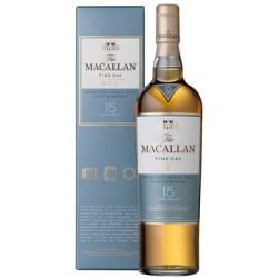 Macallan 15 Yeards Fine OAK Speyside