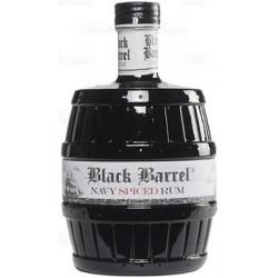 A.H. RIISE Black Barrel Navy Spiced Rum Wyspy Dziewicze (USA)