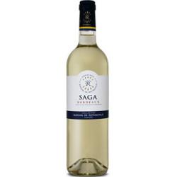 Saga Blanc Bordeaux AOC