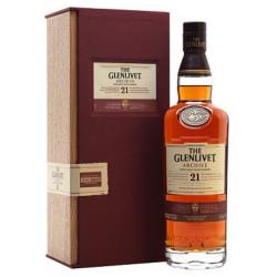 The Glenlivet 21 Years Single Malt Scotch Whisky