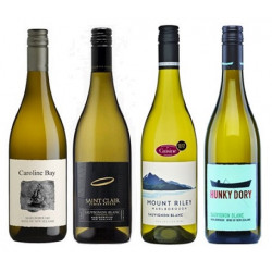 Nowa Zelandia Wina Sauvignon Blanc Zestaw 001