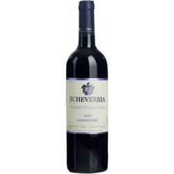 Echeverria Classic Collection Carmenere