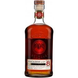Bacardi Rum 8 Years