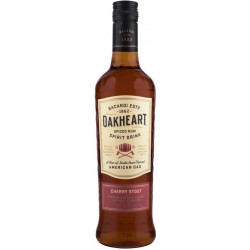 Bacardi Rum Oakheart Cherry Stout