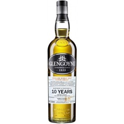 Glengoyne 10 Yeards Jolomo Tin Winter Release Hihgland Single Malt