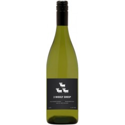 3 Wooly Sheep Sauvignon Blanc