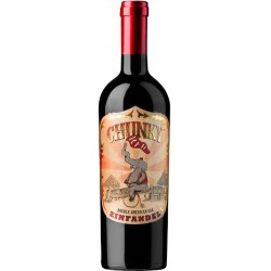 Chunky Red Zinfandel Double American OAK