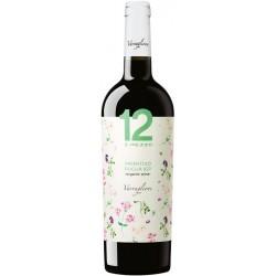 Uno Due Cinque 125  Primitivo Puglia Organic Salentini