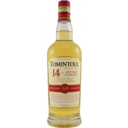 Tomintoul 14 Years Old Speyside Glenlivet Single Malt