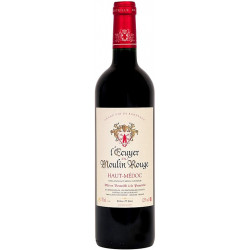 L Ecuyer du Moulin Rouge AOC Haut Medoc Bordeaux