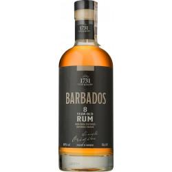 1731 Fine & Rare Barbados 8 YO