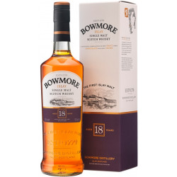 Bowmore 18 Years Islay Single Malt Scotch
