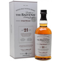 The Balvenie 21 Years
