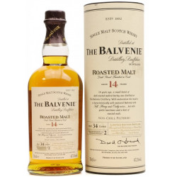 The Balvenie 14 Years Old Roasted Malt Speyside