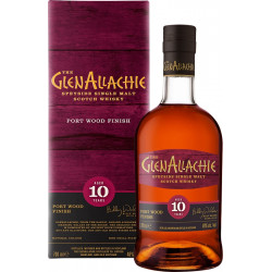 Glenallachie 10 Year Port Wood