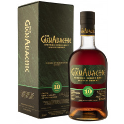 Glenallachie 10 Year Old Cask Strength High Power