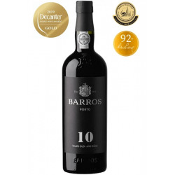 Porto Barros 10 Years Old