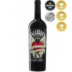 Allegro Primitivo Organic Red Wine Mare