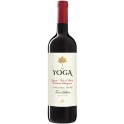 The YOGA Syrah Organic Wine