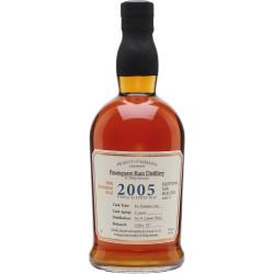 Rum Foursquare Cask Selection Vintage 2005