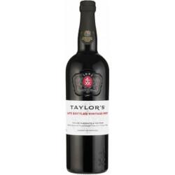 Taylors Latte Bottled Vintage Port Porto