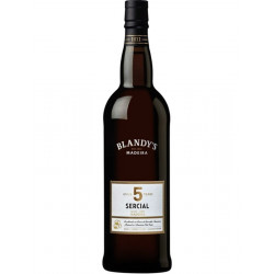 Blandy's Sercial 5 Years Old