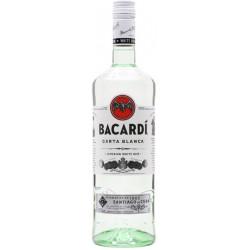 Bacardi Rum Carta Blanca Superior