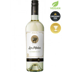 Las Mulas Sauvignon Blanc Miguel Torres Organic Wine
