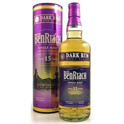 Ben Riach Dark Rum 15 Years Old