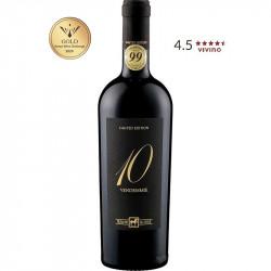 10 Vendemmie Limited Edition Montepulciano dAbruzzo Tenuta Ulisse