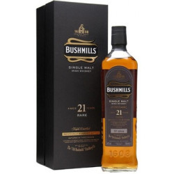 Bushmills 21 Year Old Madeira Finish Irish