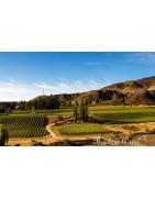 Central Otago Nowa Zelandia - Regiony Winiarskie - Sklep z Winem Bachus