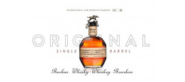 Blanton's Burbon Whiskey