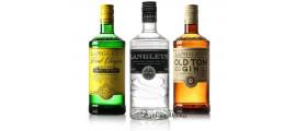 Langley's Gin z Wielkiej Brytanii