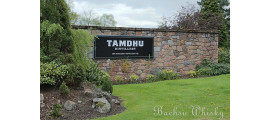 Tamdhu Whisky Single Malt Scotch Speyside Whisky Distillery