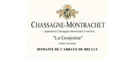 Domaine de l'Abbaye de Brully Bourgogne  Chassagne-montrachet